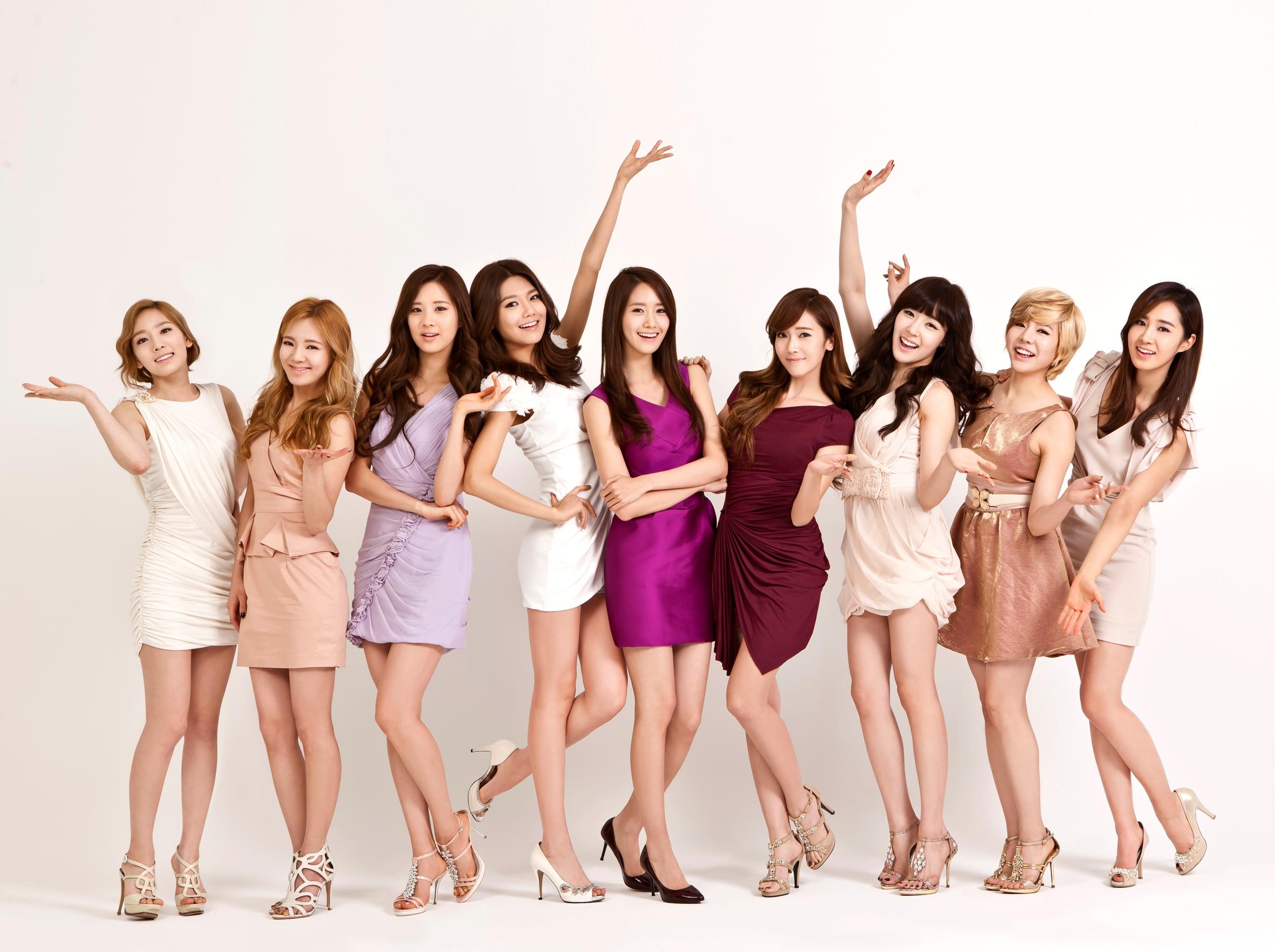 LG_시네마_3D_TV_새_모델_'소녀시대'_영입