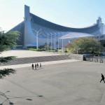 国立代々木競技場第一体育館まとめ 座席表(アリーナ+スタンド)/交通アクセス/天気予報/マップ