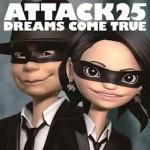 DREAMS COME TRUE 「ATTACK25」ライブ2014:日本ガイシホールのセットリスト&レポ(11月30日)
